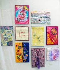 Textile Arts Now Tutorial 02 Displaying And Hanging Textile Textileartist Org