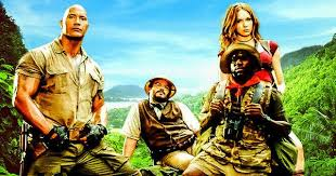 jumanji movie description jumanji takes second win at the box office with 27 million movieweb