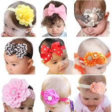 baby girl hair bows baby girl hair bow headband set 7 91 pincher