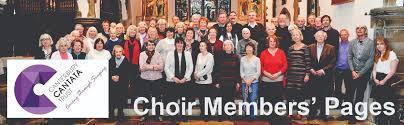 amici chorus canterbury cantata members