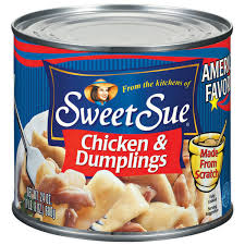 sweet sue chicken u0026 dumplings 24 oz walmart com