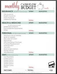 blank budget worksheet worksheets