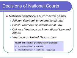 yearbook search online locating international decisions margaret clark reference