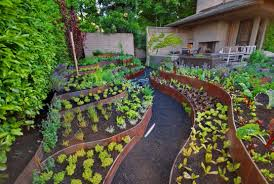 24 fantastic vegetable garden ideas this yard has some