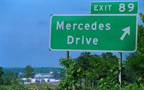 mercedes tuscaloosa tornado causes mercedes alabama plant to photo