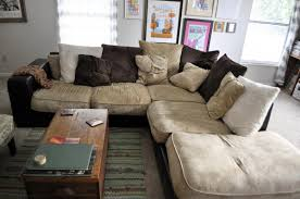 Oversized Sectional Sofa Amusing Comfy Sectional Sofas 47 For Your What Is The Best Sleeper