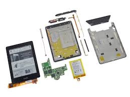 ifixit teardown e book reader kindle voyage notebookcheck com news