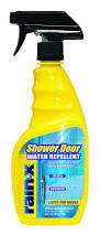 Water Spots On Shower Doors by Amazon Com Rain X 630023 Shower Door Water Repellent 16 Fl Oz