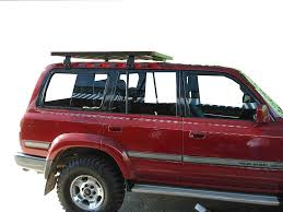 land cruiser africa toyota land cruiser 80 1 2 roof rack front runner free shipping