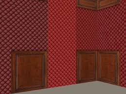 Padded Walls Padded Walls Mod The Sims Padded Walls For Asylum Or
