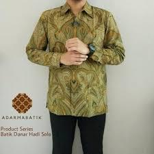 Toko Batik Danar Hadi harga batik danar hadi asli regular fit pn030 yang murah april