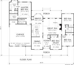 big kitchen house plans 95 best house plans images on house floor plans