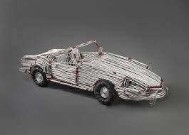 aluminum u2013wire car democratic republic of congo toys