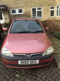 pink vauxhall corsa c 1 2 in cirencester gloucestershire gumtree
