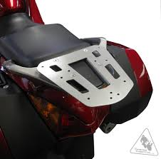 denali auxiliary light mounting bracket for honda st1300 u002702 u002715