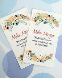 Personalized Business Cards Business Cards Vintage Floral Fabric Personalized Shop Cards
