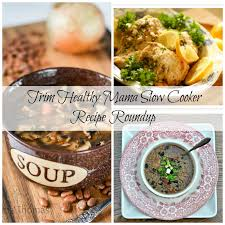 Main Dish Crock Pot Recipes - darcie u0027s dishes trim healthy mama slow cooker recipe roundup