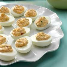 deviled egg dishes mexican deviled eggs recipe taste of home