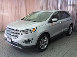 ford edge crossover 2016 used ford edge 4dr titanium awd at north coast auto mall