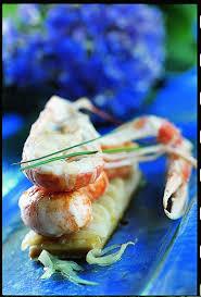 cuisiner les langoustines langoustines et écrevisses rôties