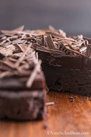 chocolate decadence vanilla and bean