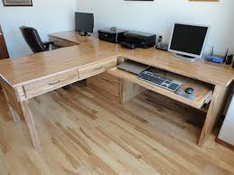 Computer Desk Hard Wood Desks Watersong Furniture Watersong Furniture