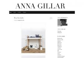 home decor blogs wordpress anna gillar home decor blog wordpress custom design designed by