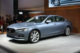 volvo u0027s flagship s90 sedan will start at 47 945