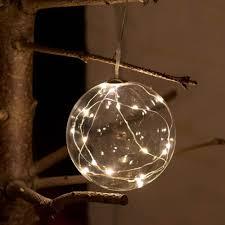light decoration home home decor home decor u2013 pure glass ball led light decoration