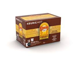 keurig k cups light roast keurig kahlua original light roast k cup coffee pods walmart