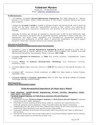 completed resume examples aviation resume examples aviation and