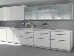 Modern Kitchen Wall Cabinets Frosted Glass Cabinet Kitchen Livingurbanscape Org