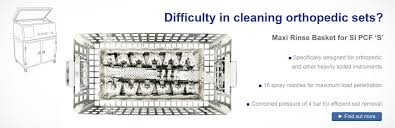 si e pcf medisafe washer disinfectors and consumables