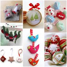 inspiration 13 ornaments to sew ornaments sew and