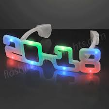 led new years countdown to midnight wearing the coolest led new years party favors