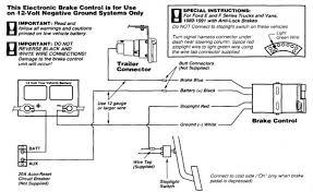 voyager electric brake controller wiring diagram ewiring
