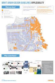 San Francisco Planning Map by Sf Urban Design Guidelines U2014 Anne Brask