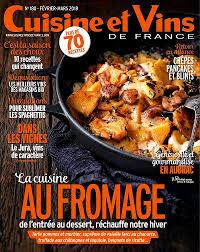 cuisines et vins achat magazine cuisine et vins de n 180 en numérique