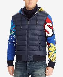 macy s ralph sweaters polo ralph s active fit paneled hoodie created