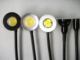 led gooseneck machine light 3w 12v 24v flexible arm 3w led gooseneck work light led flexibel