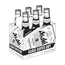 cartoon beer can asahi beer u2013 product illustrations kevin prince