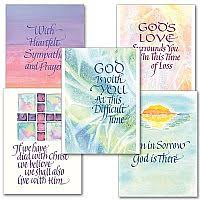 sympathy cards christian sympathy cards buy religious condolence cards and