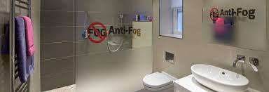 Anti Mist Bathroom Mirror Residential Applicationsanti Fog Technology