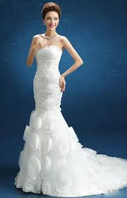 mermaid style wedding dress biwmagazine com