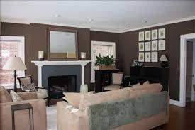chocolate living room room