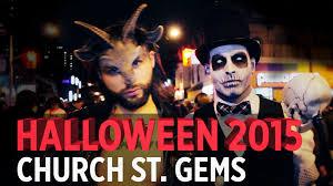 Church Halloween Costumes Halloween 2015 Church St Toronto Fest Costumes