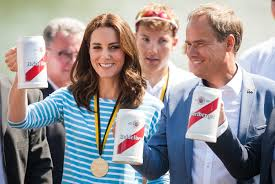 william and kate boat races bake offs and beer how prince william and kate spent