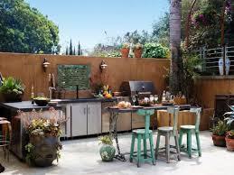 outdoor kitchen ideas picture