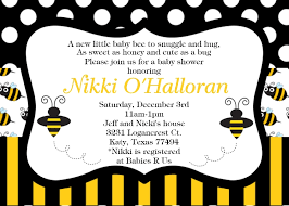 bumble bee baby shower theme baby shower invitations bumble bee theme badi deanj