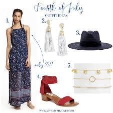 nautical attire easy july 4th ideas me and mr jones